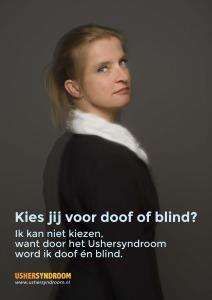 (kies jij voor doof of blind) Hilda