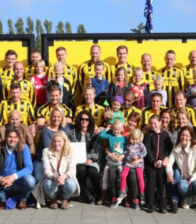 RIJNSBURGSE BOYS 6 FOR USHERSYNDROOM.nl