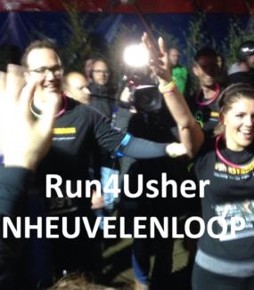 Run4Usher rent Zevenheuvelenloop