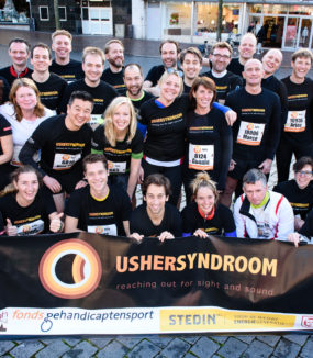 Run4Usher rent Zevenheuvelenloop 2017