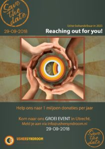 Oproep om vrijwilligers te werven
