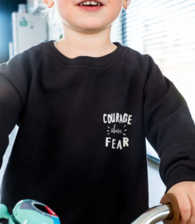 Collectie 'Courage above fear'
